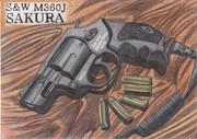 お巡りさんの拳銃