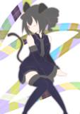 黒猫テトさん
