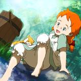 「こんにちはアン」アンとロキンバー~猫の日~