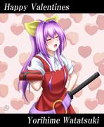バレンタイン依姫