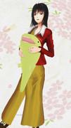 ワニ桜の織【空の境界MMD】