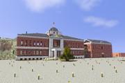 呉鎮守府庁舎と艦船部庁舎