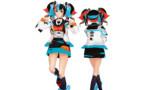 【Fate/MMD】なぎこさん背面追加【モデル更新】