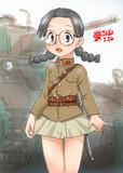 少女戦車道娘