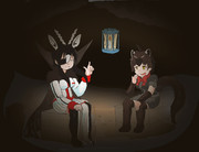 [けものフレンズ]闇の怪談