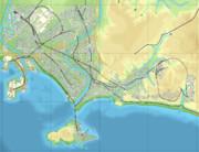 そこそこの町地図(シリーズ終了時点)