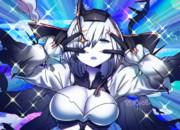 キラキラしき深海棲艦、ときめく防空巡棲姫ちゃん