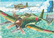 日本海軍 烈風