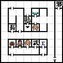 FC【女神転生Ⅰ】ダイダロスの塔:8F
