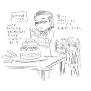 アルフィーALFEE桜井賢氏かっこよくケーキを作るんです