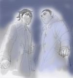 鯉登少尉殿と月島軍曹