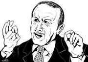 イキるトルコ共和国第十二代大統領 レジェップ・タイイップ・エルドアン
