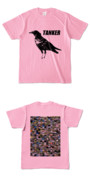 Tシャツ ピーチ CROW★TANKER