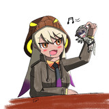 好物を食べるキングコブラさん