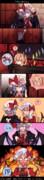 【フラレミ漫画】大遅刻バレンタイン絵
