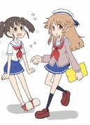 リンちゃんとココちゃん