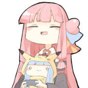 ピカ葵ちゃんと茜ちゃん