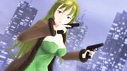 マカロフと女2【Fate/MMD】
