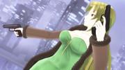 マカロフと女3【Fate/MMD】