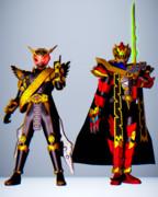 魔王と騎士王