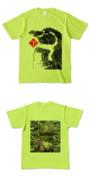 Tシャツ ライトグリーン TTペンギン