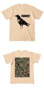 Tシャツ ナチュラル CROW★TANKER