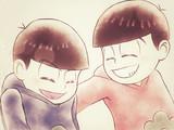 えいがのおそ松さんアニメコミック