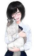 「猫大好き!」