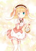 春の女神 シャロちゃん