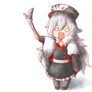 アズレンいろは⑲ ちゅぇっぺりんちゃん.gif(「つ」)