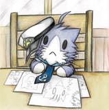酒匂猫のお悩み相談室