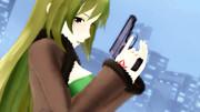 マカロフと女5【Fate/MMD】