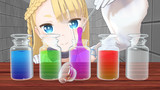 薬瓶【MMDアクセサリ配布】