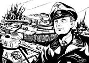 ドイツ軍SS第1機甲師団 ミハイル・ヴィットマン大尉
