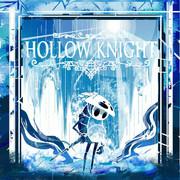 【FanArt】HOLLOW KNIGHT: Quirrel in BLUE Lake