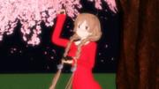 【RAY-GO静画祭Vol.6】峯雲ちゃんの桃の節句modeが可愛かったので