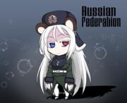 連邦イワンちゃんSD(ロシア連邦)