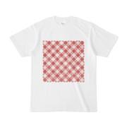 シンプルデザインTシャツ Othello(BROWN)
