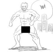 逆バットマン