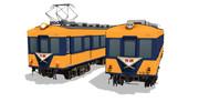 奈良電車両