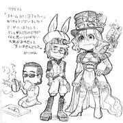 THE ALFEEアルフィー桜井賢坂崎幸之助高見沢俊彦のスチームパンク