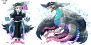 「白銀の鳩竜」 トルテ [空軍]