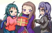 光と紗南の「悪戯っ子へのプレゼント作戦」