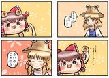 洩矢諏訪子さん