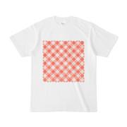 シンプルデザインTシャツ Othello(TOMATO)