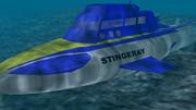 海底大戦争スティングレイ