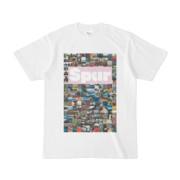 シンプルデザインTシャツ Spur/176_A(THISTLE)