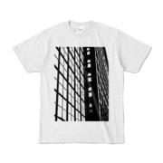 Tシャツ アッシュ S-Building