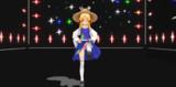 諏訪子様のラインダンス