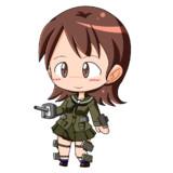 #艦これ 大井(KanColle:oi)